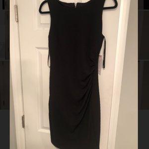 NWT Bisou Bisou mini black dress - Size 6